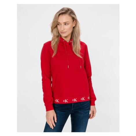 Calvin Klein Mikina Červená