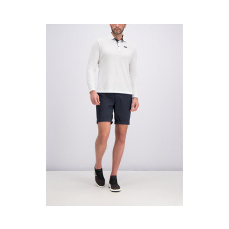 Helly Hansen Bavlnené šortky Hh Bermuda 33940 Tmavomodrá Regular Fit