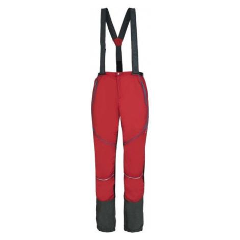 Rock Experience CHRONIUS PANT červená - Pánske outdoorové nohavice