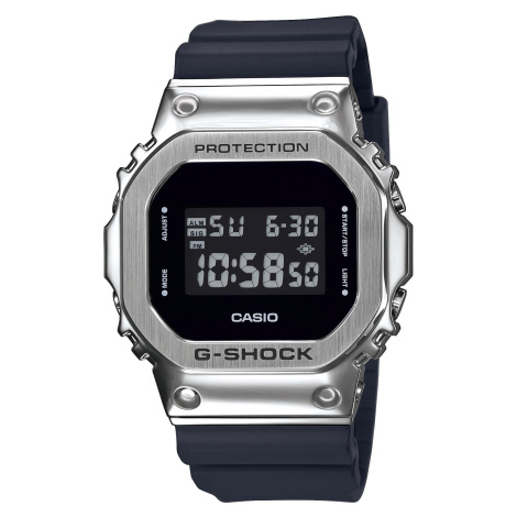 Casio G-Shock GM S5600-1ER čierne / strieborné
