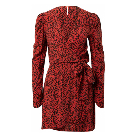Free People Šaty 'Kinsley'  čierna / červená