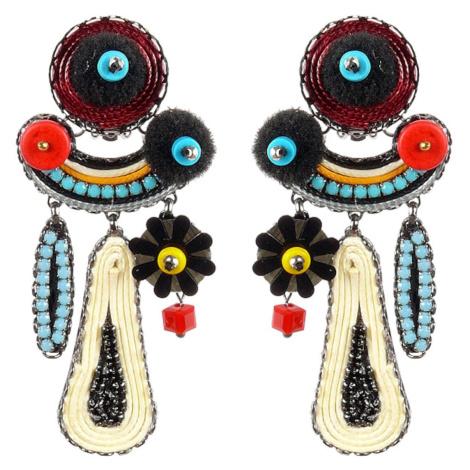 Tatami Woman's Clip Earrings E-Wo010M