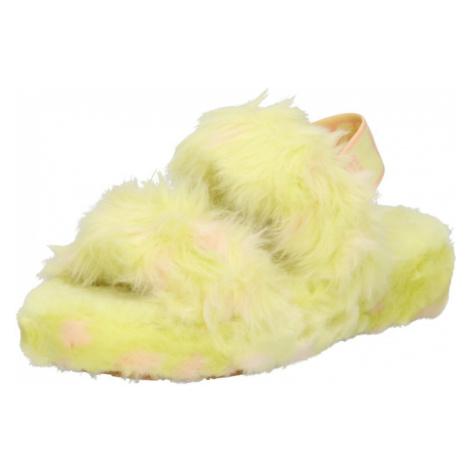 UGG Papuče  žltá