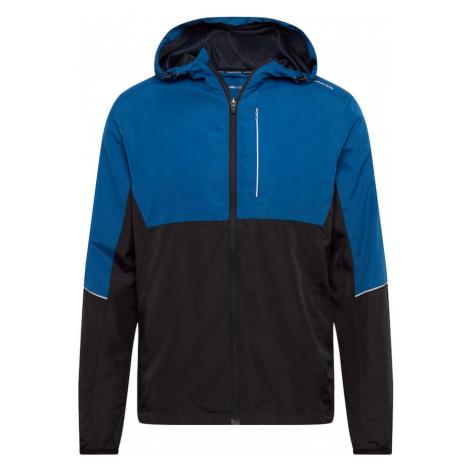ENDURANCE Športová bunda 'Thorow'  nebesky modrá / čierna / biela