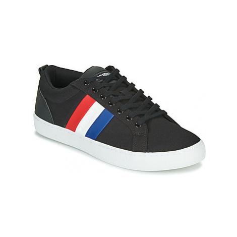 Le Coq Sportif VERDON CLASSIC FLAG Čierna