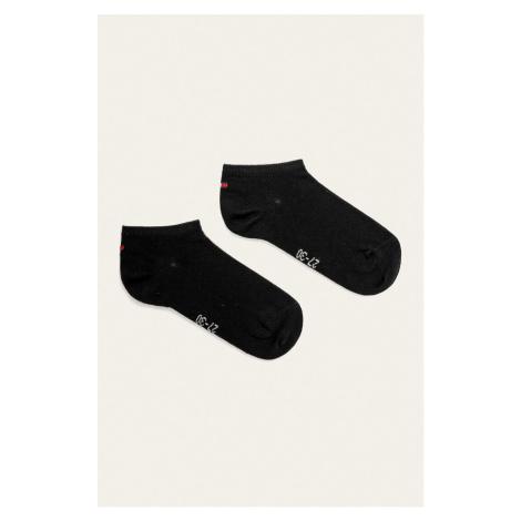 čierne dievčenské ponožky
