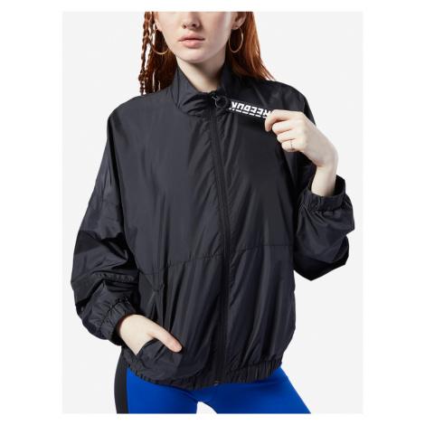 Bunda Reebok Wor Myt Woven Jacket Čierna