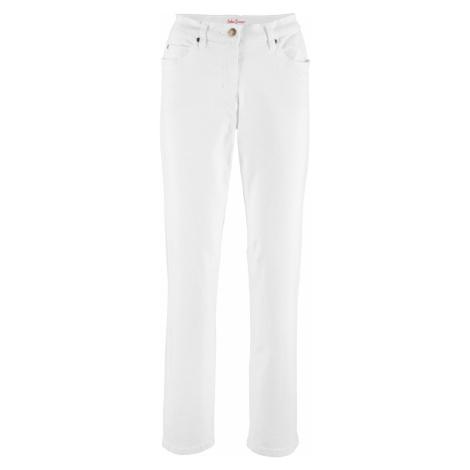 Dámske rovné džínsy bonprix