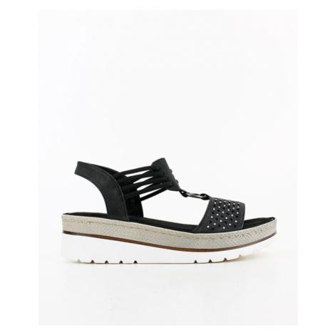 Distanc sandále LO152196060 Čierna - 39