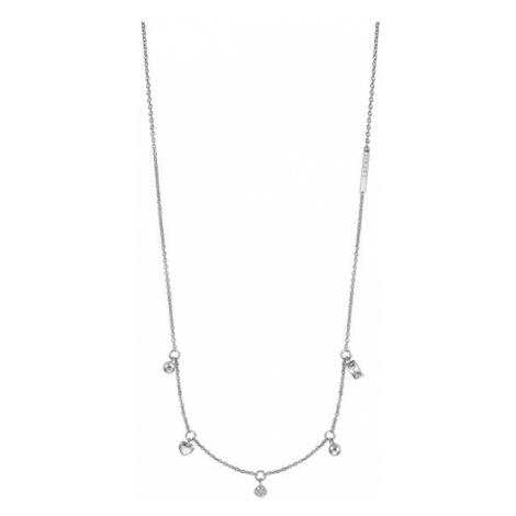Esprit Trblietavý náhrdelník s príveskami ESNL00971142