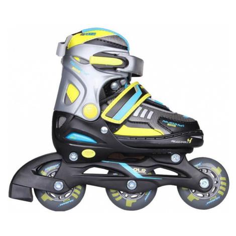 Nijdam Junior SB barva: černá-modrá;velikost (obuv / ponožky): EU 29-32