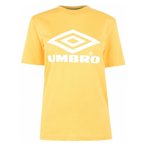 Umbro Womens Boyfriend T-Shirt