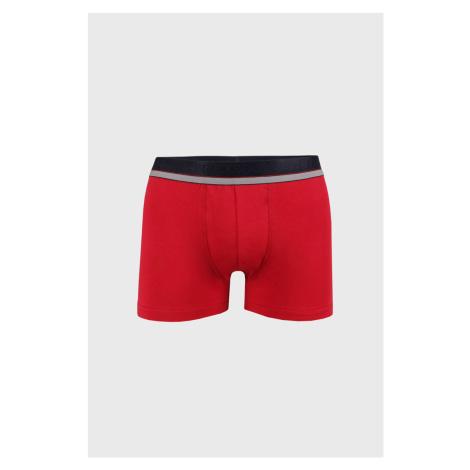 Červené boxerky Classic červená Blackspade
