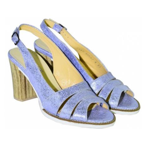 Dámske letné fialové sandále ARRIA Acord