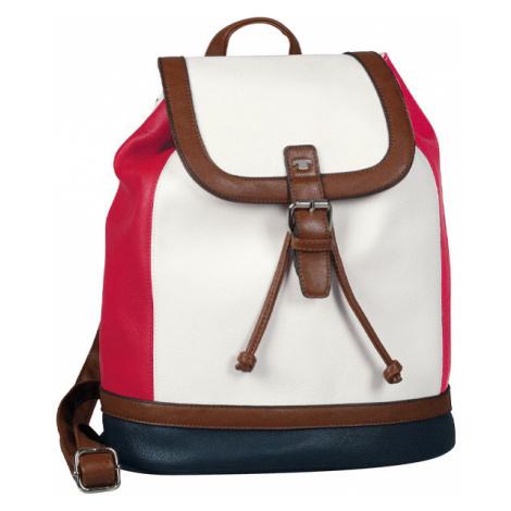 TOM TAILOR ruksak QT009349029 biela