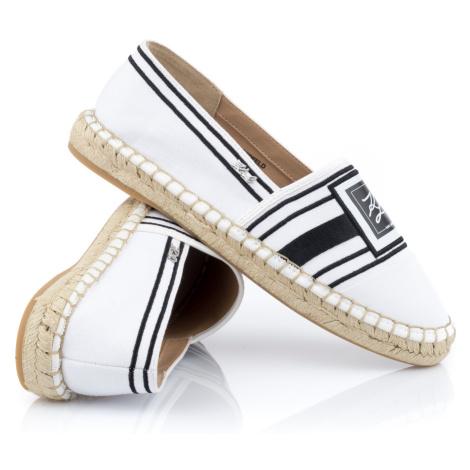Espadrilky Karl Lagerfeld Kamini Signia Toe Slip On