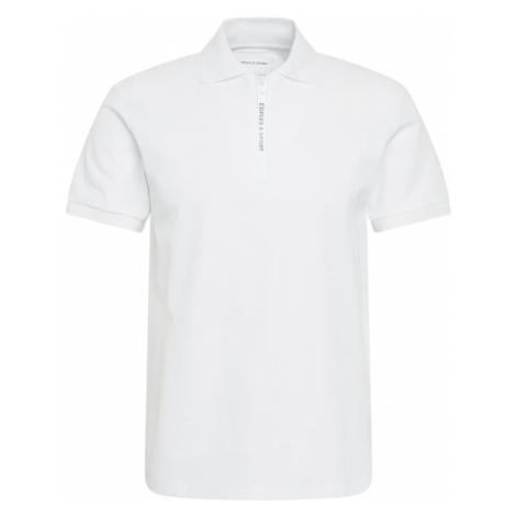 THE KOOPLES SPORT Tričko  biela