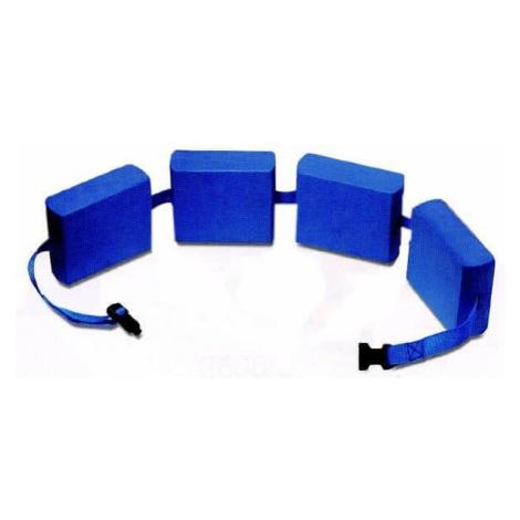 Plavecký pás BLOKY Effea modré 60x12x5 cm