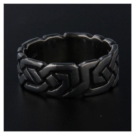 Strieborný prsteň 13957