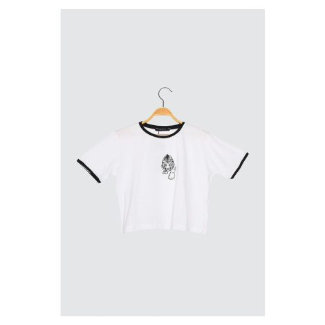 Dámske tričko Trendyol Crop