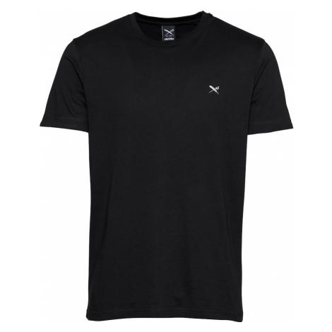 Iriedaily Tričko  čierna / biela