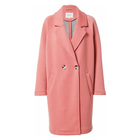 ONLY Prechodný kabát 'BERNADETTE'  ružová