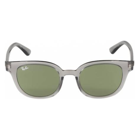 Ray-Ban Slnečné okuliare '0RB4324'  sivá