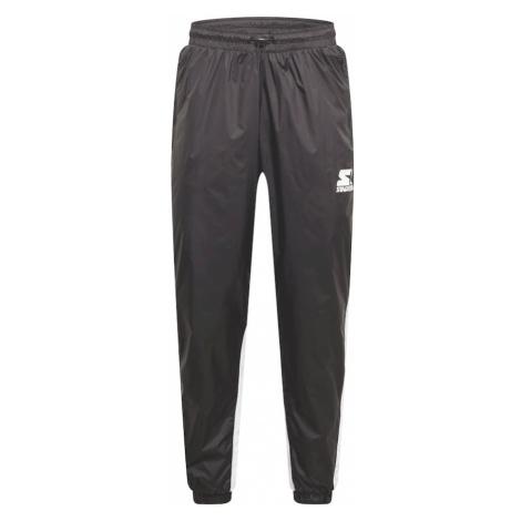 Starter Black Label Nohavice  čierna / biela