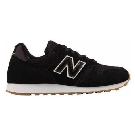 New Balance WL373BTW čierna - Dámska obuv na voľný čas