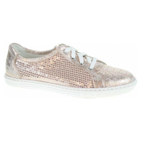 Dámská obuv Rieker L0900-31 růžová
