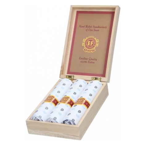 Pánske vreckovky v luxusnej sade ETEX Carmel