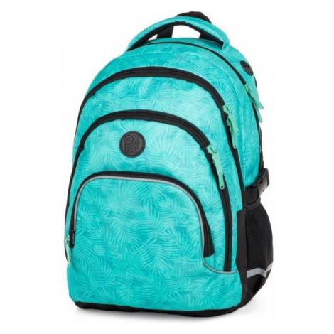 Oxybag OXY SCOOLER zelená - Školský batoh
