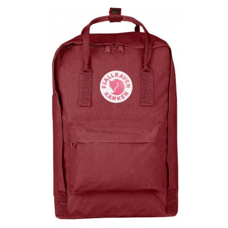 """Fjällräven Kånken Laptop 15"""" Ox Red-One size červené F27172-326-One size"""