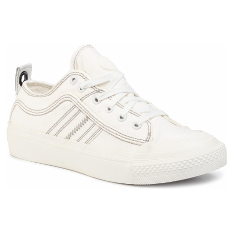 Sneakersy DIESEL - S-Astico Low Lace W Y01933 PR012 T1015 Star White