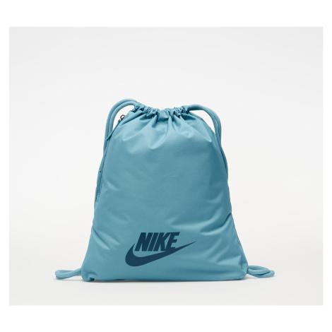Nike Heritage Gymsack Cerulean/ Cerulean/ Valerian Blue