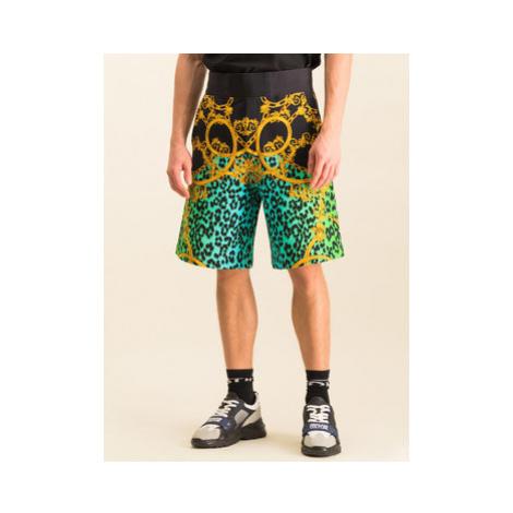 Versace Jeans Couture Bavlnené šortky A4GVA1ME Farebná Regular Fit