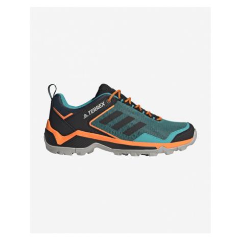 adidas Performance Terrex Eastrail Hiking Outdoor obuv Zelená Oranžová