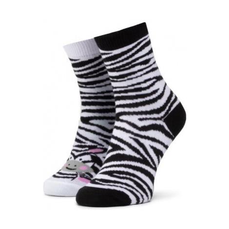 Ponožky Nelli Blu G6K000 r. 25/28 Polipropylen,Elastan,polyamid,bavlna