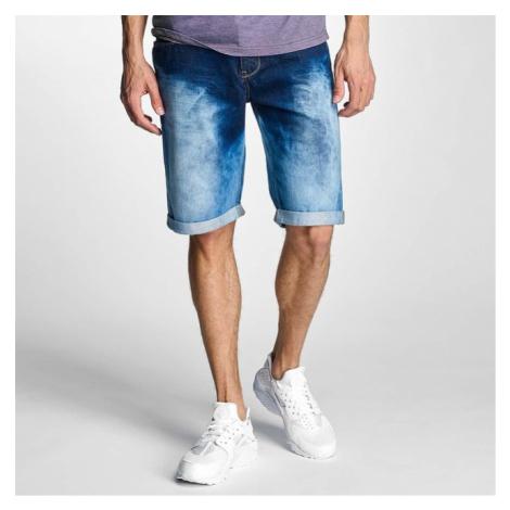 Just Rhyse Dakar Jeans Shorts Dark Blue - Veľkosť:M