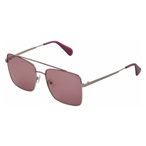 MAX&Co. Slnečné okuliare  fialová / sivá