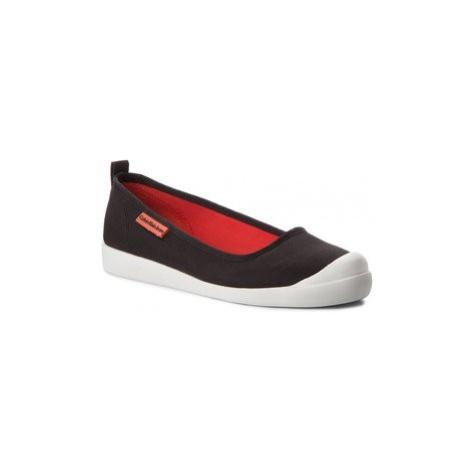 Calvin Klein Jeans Poltopánky Libby R8947 Čierna