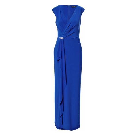Lauren Ralph Lauren Večerné šaty  kráľovská modrá