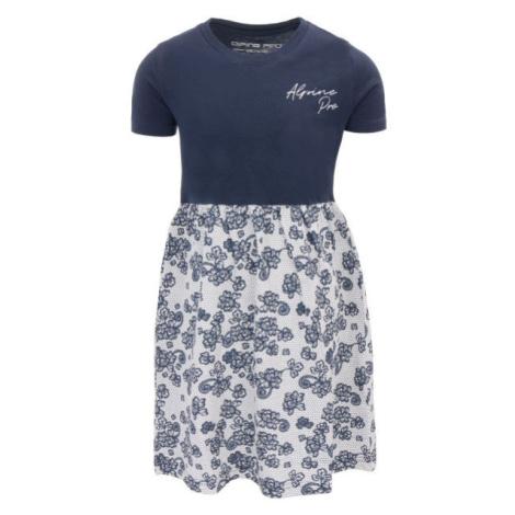 ALPINE PRO NAMRATO - Dievčenské šaty