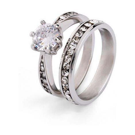 Prstene 2 ks v balení