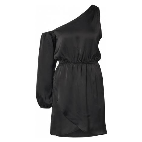 IVYREVEL Kokteilové šaty  čierna