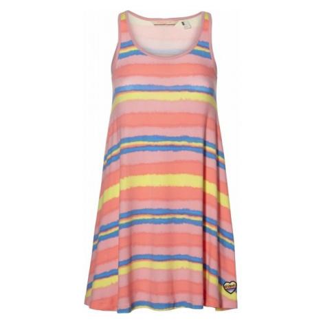 O'Neill LG SUNSET DRESS ružová - Dievčenské šaty