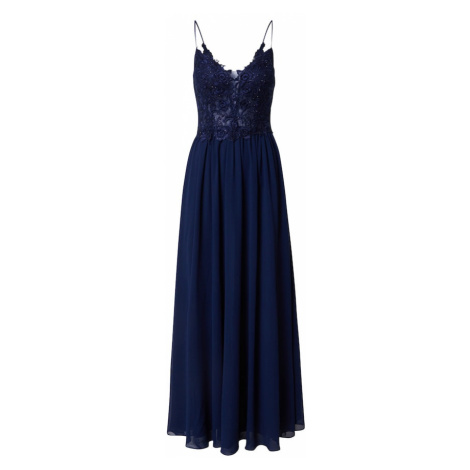 mascara Večerné šaty  námornícka modrá