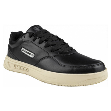 Umbro GRECO SP čierna - Pánska voľnočasová obuv