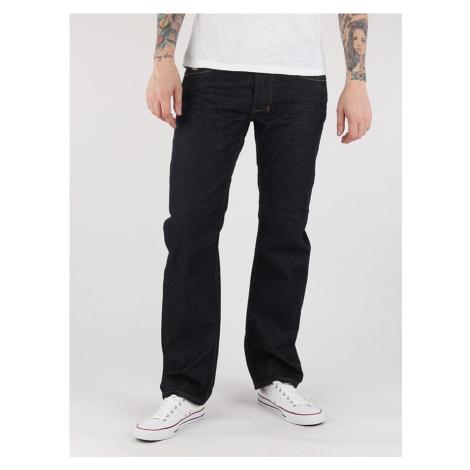 Larkee Jeans Diesel Čierna