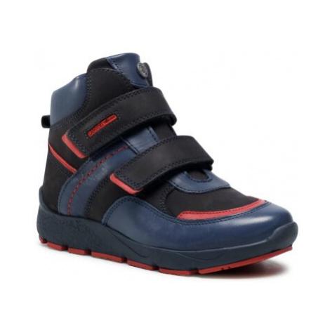 Šnurovacia obuv Lasocki Young CI12-SAM-01 Prírodná koža(useň) - Lícova